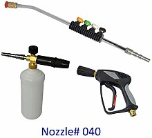 Durable Snow Foam Lance Water Gun Foam Gun Kit for