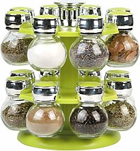 Durable tool 16 JAR REVOLVING ROTATING SPICE RACK