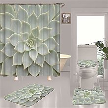 Durable Waterproof Shower Curtain Sets with