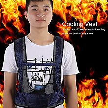 Durable Welding Steel Cooling Vest, Air