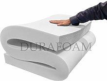 DURAFOAM DF155W Upholstery Foam - 80 x 13 x 4-1