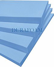 DURAFOAM Firm Blue Upholstery Foam - Available in