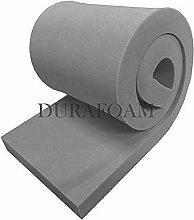DURAFOAM Firm Grey Upholstery Foam Sheet - DF160G
