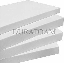 DURAFOAM White High Density Upholstery Foam - 2 of