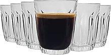 Duralex Provence Shot Glass Espresso Cups - 90ml