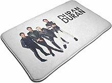 Duran Duran Rio Carpet Bath Mat Flannel Fabric Non