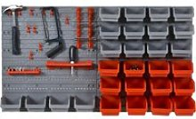DURHAND PP Wall Mounted Tools & Hardware Storage