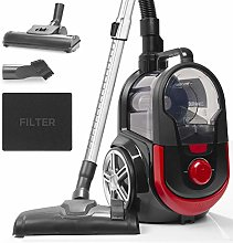 Duronic Bagless Cylinder Vacuum Cleaner VC7020 |