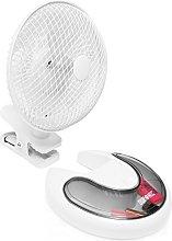 Duronic Mini Desk Fan FN15 | Cooling Fan |