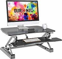 Duronic (Refurbished) DM05D8 Sit-Stand Desk
