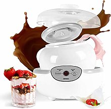 Duronic (Refurbished) YM1 Yoghurt Maker Yogurt