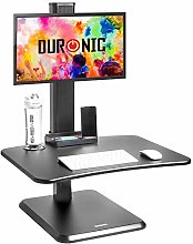 Duronic (Renewed) Sit-Stand Desk DM05D14 | Height