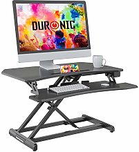 Duronic Sit-Stand Desk DM05D22 | Electric Height