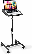 Duronic Sit-Stand Desk WPS27 | Portable Ergonomic