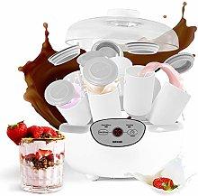 Duronic Yoghurt Maker YM2 | Yogurt Machine with 8