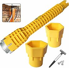 DURTAIL Multifunctional Plumbing Tools Basin