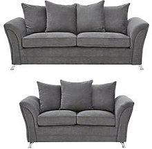 Dury 3 + 2 Seater Sofa
