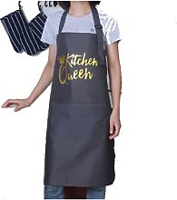 Dusenly Funny Aprons for Women and Men with