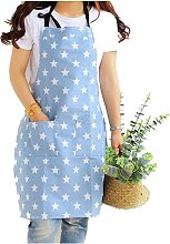 Dusenly Women's Apron With Two Pockets Fashion