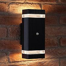 Dusk Till Dawn Sensor Double Up & Down Outdoor