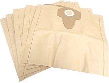Dust Bags Paper 30L c/w Collar Fits Clarke