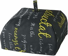 Dust-Proof Insulated Food Meal Cover, Thermal
