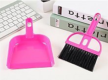 Dustpan And Brush EXTRA Long Handle Broom And