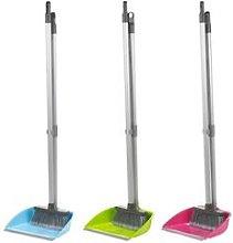 Dustpan & Broom Set [285648][Purple]