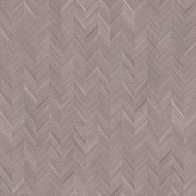 DUTCH WALLCOVERINGS Wallpaper Fishbone Brown -