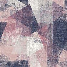 DUTCH WALLCOVERINGS Wallpaper Perspectives Pink