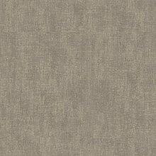 DUTCH WALLCOVERINGS Wallpaper Plain Grey-Brown -