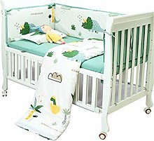 DUTUI Baby Anti-Collision Bed Surrounded by Pure