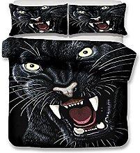 Duvet Cover Ferocious animal Bedding sets For Boys