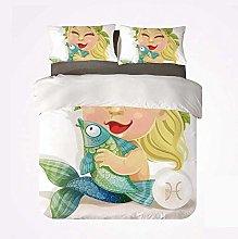 Duvet Cover Set Astrology Comfortable 3 Bedding