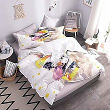Duvet Cover Setdog With Duvet Cover And Pillow