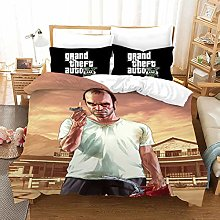 Duvet Cover Sets 3D Gtv Printing Child Adult