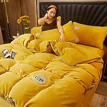 duvet cover sets king size,Winter Warm Simple Pure