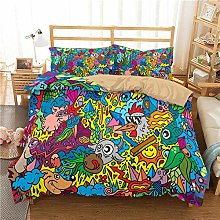 Duvet Covers King Size Beds Abstract Children