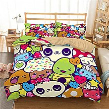 Duvet Covers King Size Beds Children Animals