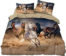 Duvet, Duvet Cover Set Easy Care Bedding Set