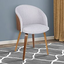 Duxbury Upholstered Dining Chair Langely Street