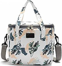 DUYH Aluminum Film Fresh-Keeping Cooler Bags,