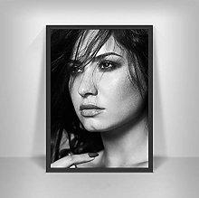 Duying Demi Lovato Poster Stars Music Girl Singer