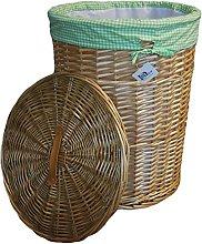 dvier Swwk 25rd Laundry Basket, Basket, Beige,