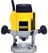 DW615L 110V 1/4in Plunge Router 900w Variable