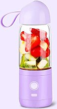 DWCJIE Portable Juicer Blender- Personal Mini Size