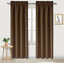 DWCN Blackout Curtains for Bedroom – Thermal