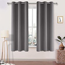 DWCN Blackout Curtains Room Darkening Thermal