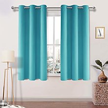 DWCN Blackout Curtains Thermal Insulated Room