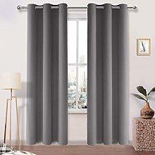 DWCN Room Darkening Curtains for Living Room